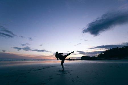 Capoeira kick, dende arts, ginga, capoeira