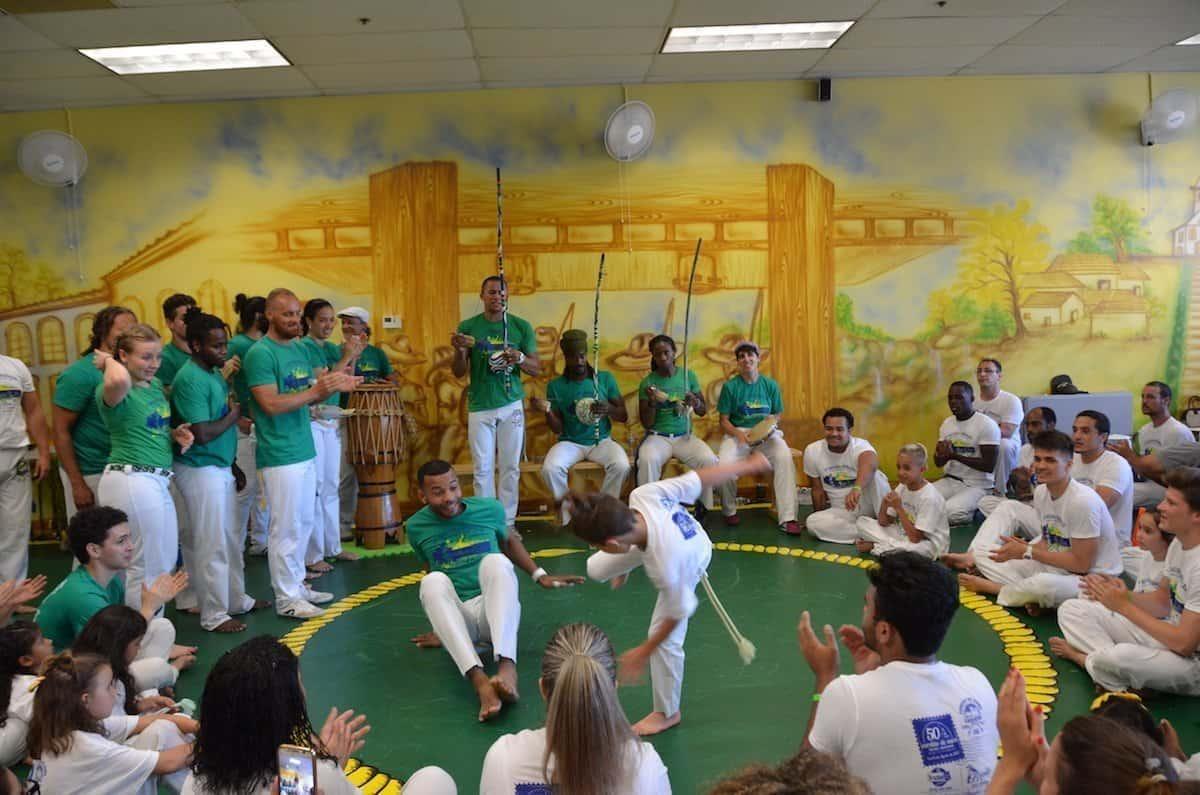 Contra Mestre Cebolinha, Batizado, 2017, Capoeira, CDO, Newark, New Jersey, Kids Batizado