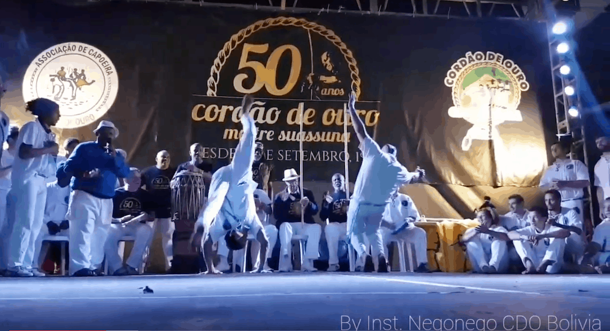 Dia de ouro, Capoeira, cordão de ouro, cdo, mestre suassuna, capoeira cdo, learn capoeira, learn capoeira movements, capoeira kicks, capoeira blog, capoeira article, martial arts, brazil, brasil, brazilian martial arts, brazilian martial art, movement culture, capoeira in new york city, capoeira classes, capoeira classes in new york, capoeira classes in new jersey, capoeira in new jersey, how to play capoeira