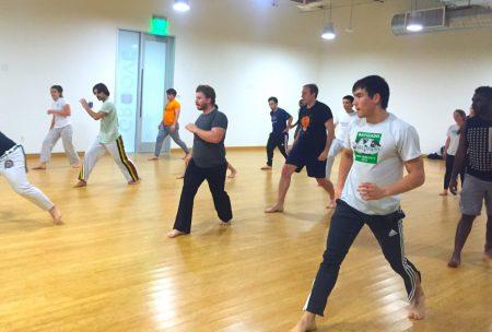 Capoeira Queens, Capoeira nyc