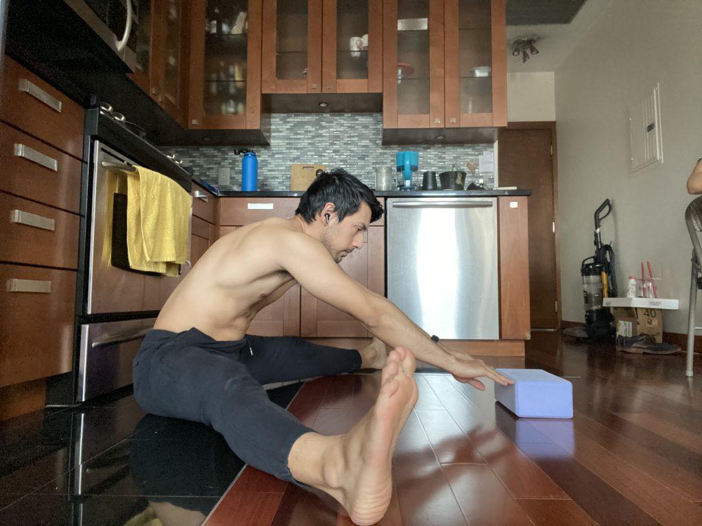 ¿Cuál es la diferencia entre estiramiento pasivo y activo?  - Capoeira