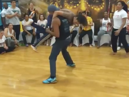 machismo in capoeira, grab, sexism, roda