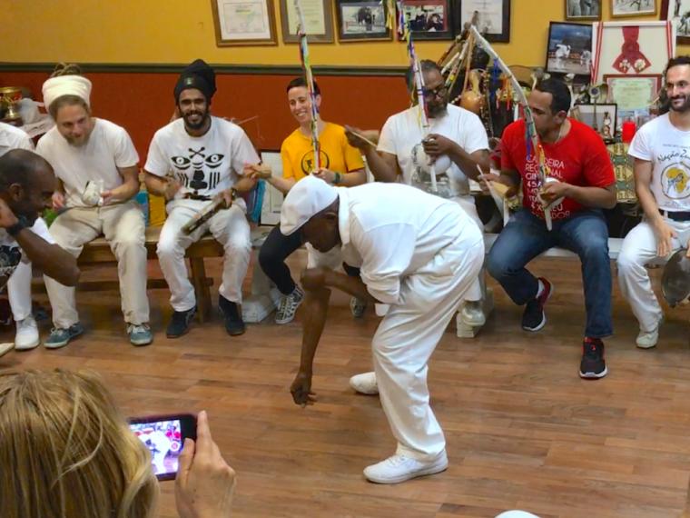 Mestre Joao grande, capoeira angola, capoeira new york