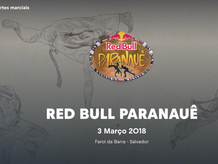 Red bull paranaue