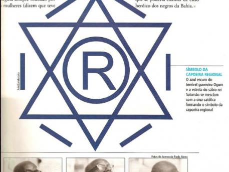symbol of luta regional beiana